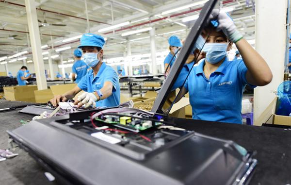 Asanzo sử dụng linh kiện và sản phẩm nhập từ Trung Quốc
