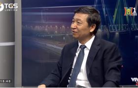 Luật sư Lê Ngọc Khánh tham gia đàm thoại về luật Doanh nghiệp sửa đổi của đài truyền hình Hà Nội