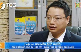 Luật sư TGS trả lời phỏng vấn đài truyền hình H1 về Luật Phòng chống tác hại của rượu bia