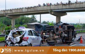 Trường hợp lái xe gây tai nạn chết người không phải ngồi tù