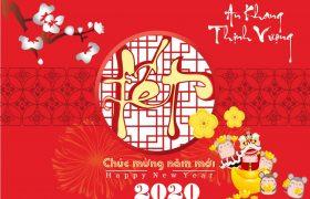 Thông báo lịch Nghỉ Tết Dương lịch và Tết Nguyên đán năm 2020