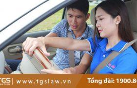Quan điểm của Luật sư về vấn đề tăng học phí đào tạo bằng lái xe ô tô